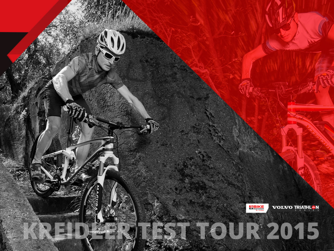 Kreidler Test Tour 2015